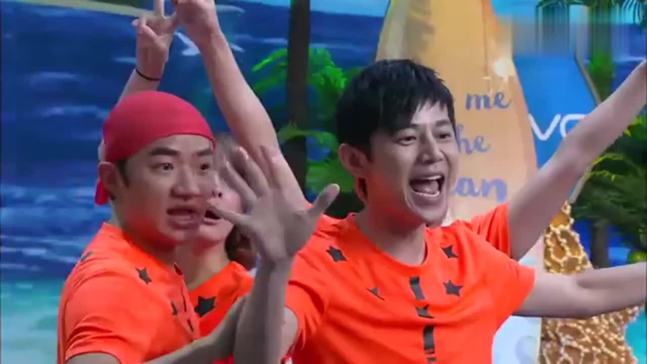 杜海涛将吴昕打落水中,让她气愤不已,这是有多大仇!