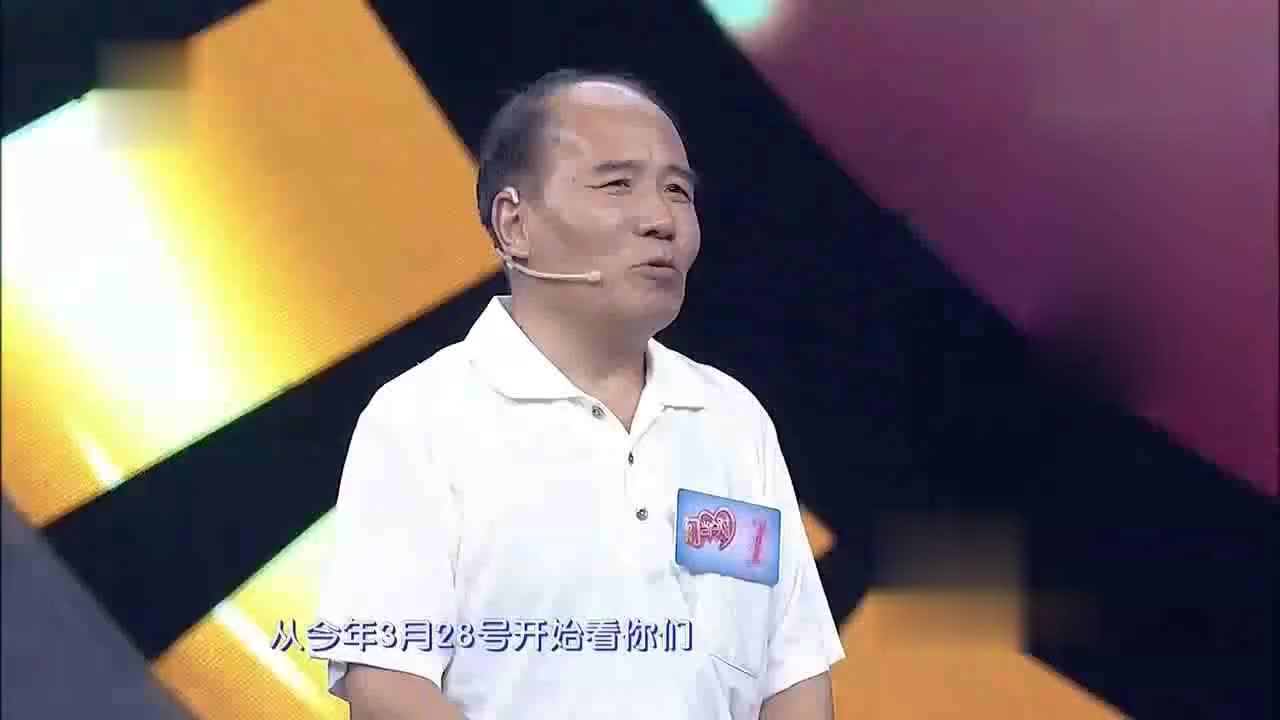 王菁华和王为念现场为男嘉宾挖坑,表演受到夸奖