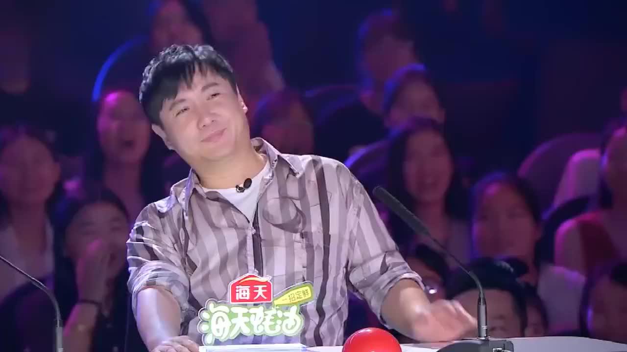 中国达人秀:沈腾被邀请上台互动,杨幂调侃沈腾干得是体力活
