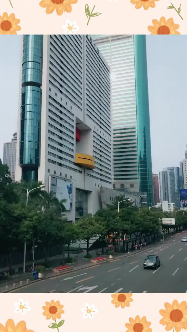 """深圳第四大高楼,曾是""""亚洲""""第一高楼,网友:如今辉煌已不再"""