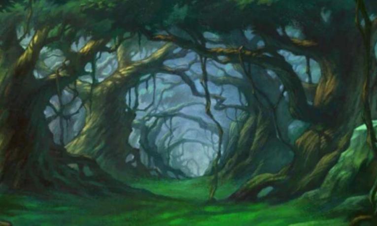 心理测试:你最不敢走进哪片树林?测你内心到底有多强大,超准!