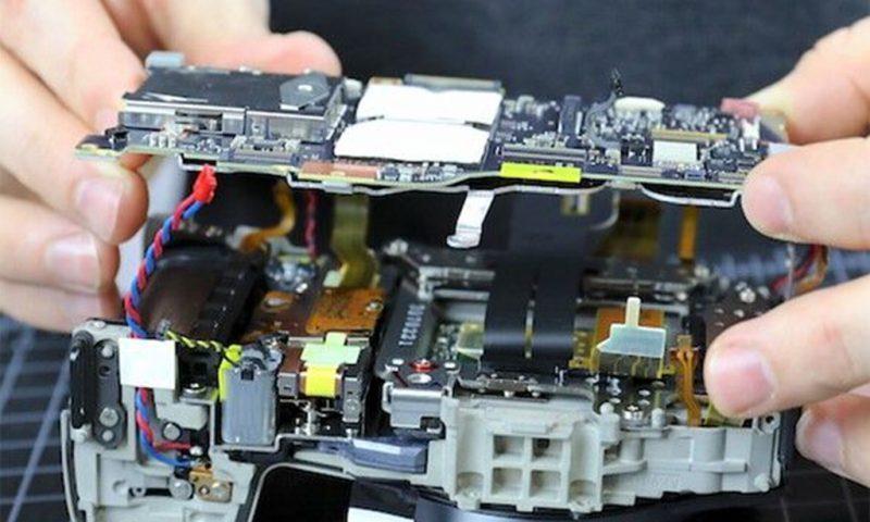 """拆解佳能EOS R5,""""一探究竟""""内部构造和散热设计"""