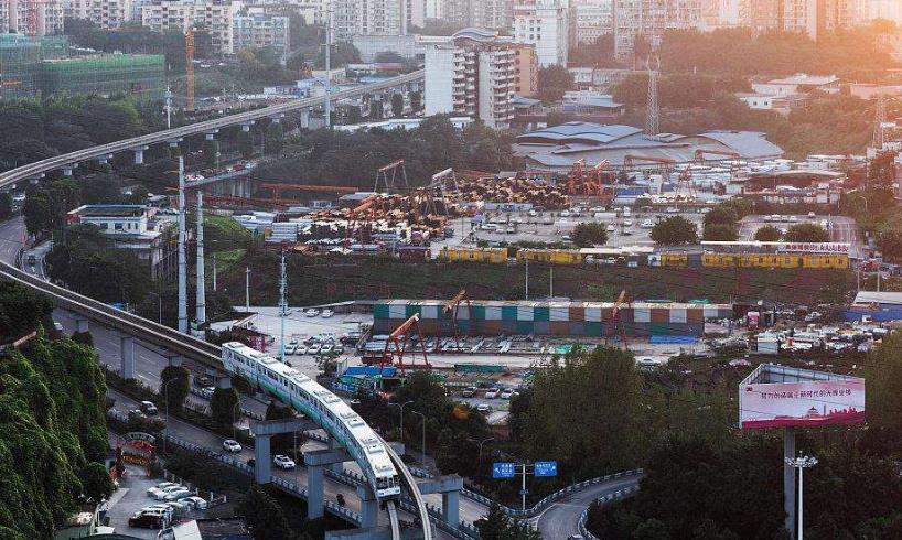 """重庆""""幸运""""县,被508亿高铁砸中,不是巫溪和云阳"""