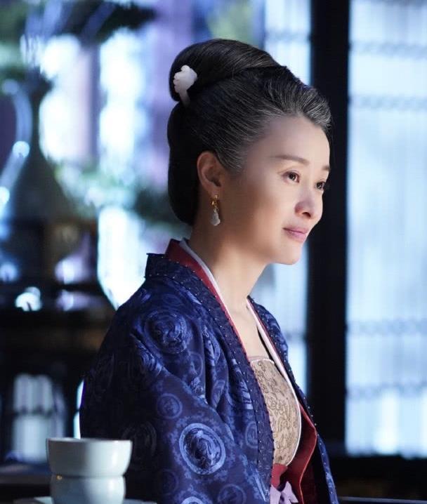 虽然戏份不多,但吴越在《清平乐》中的表现也太出彩了