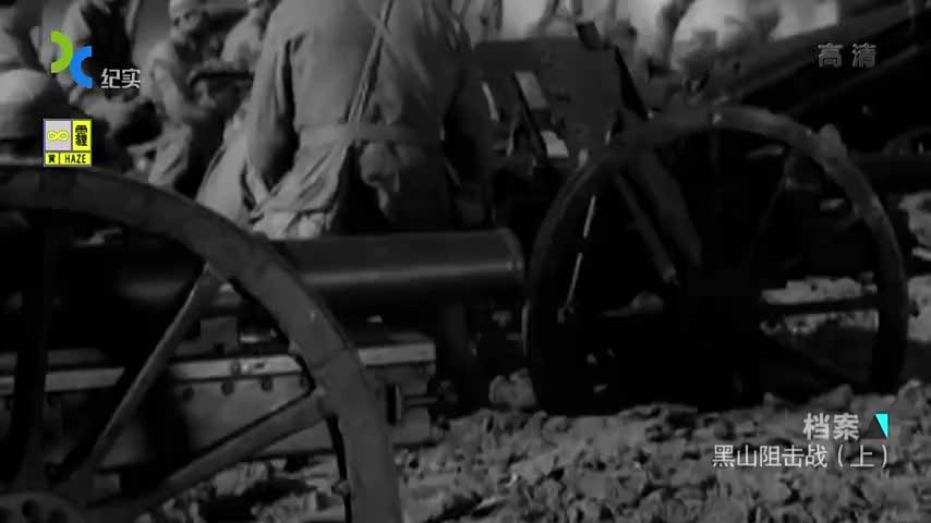 1984年的黑山阻击战中,梁兴初亲自动员战士反击,士气大振!