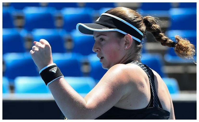战报|WTA吉普斯兰冠军赛:奥斯塔彭科逆转击败埃拉尼晋级次轮