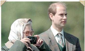 娶平民为妻,爱德华王子是英国女王唯一没有离过婚的孩子