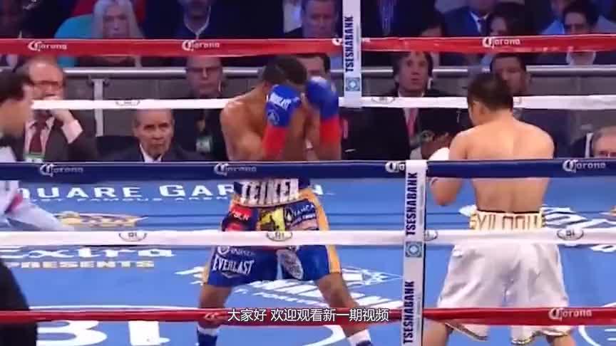 泰国拳手靠捡垃圾为生,终结阿根廷拳王后,出场费跃升百万级别