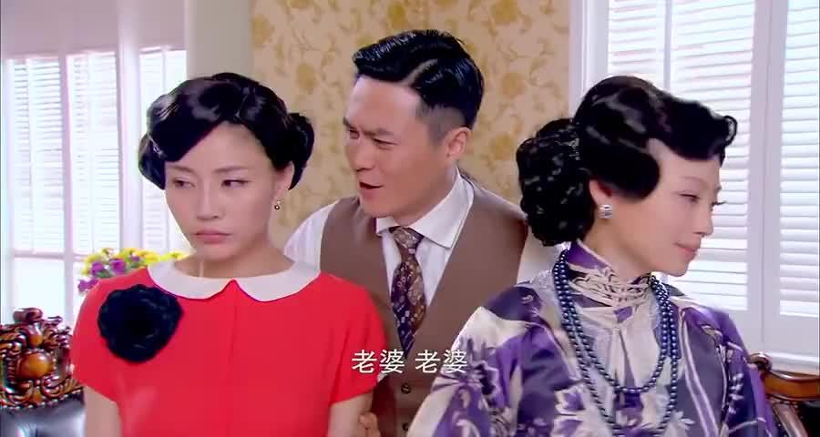 黎绍峰让大姐回婆家去,这里是黎家,她没资格跟自己大呼小叫