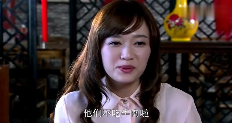 婆婆亲自招待台湾亲家,不料亲家一家竟说吃得窝心,婆婆回答逗了