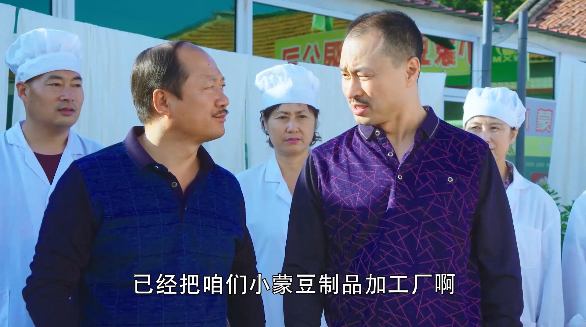 乡村爱情9:广坤一听到小蒙把厂子给杨总管理,脸都绿了!