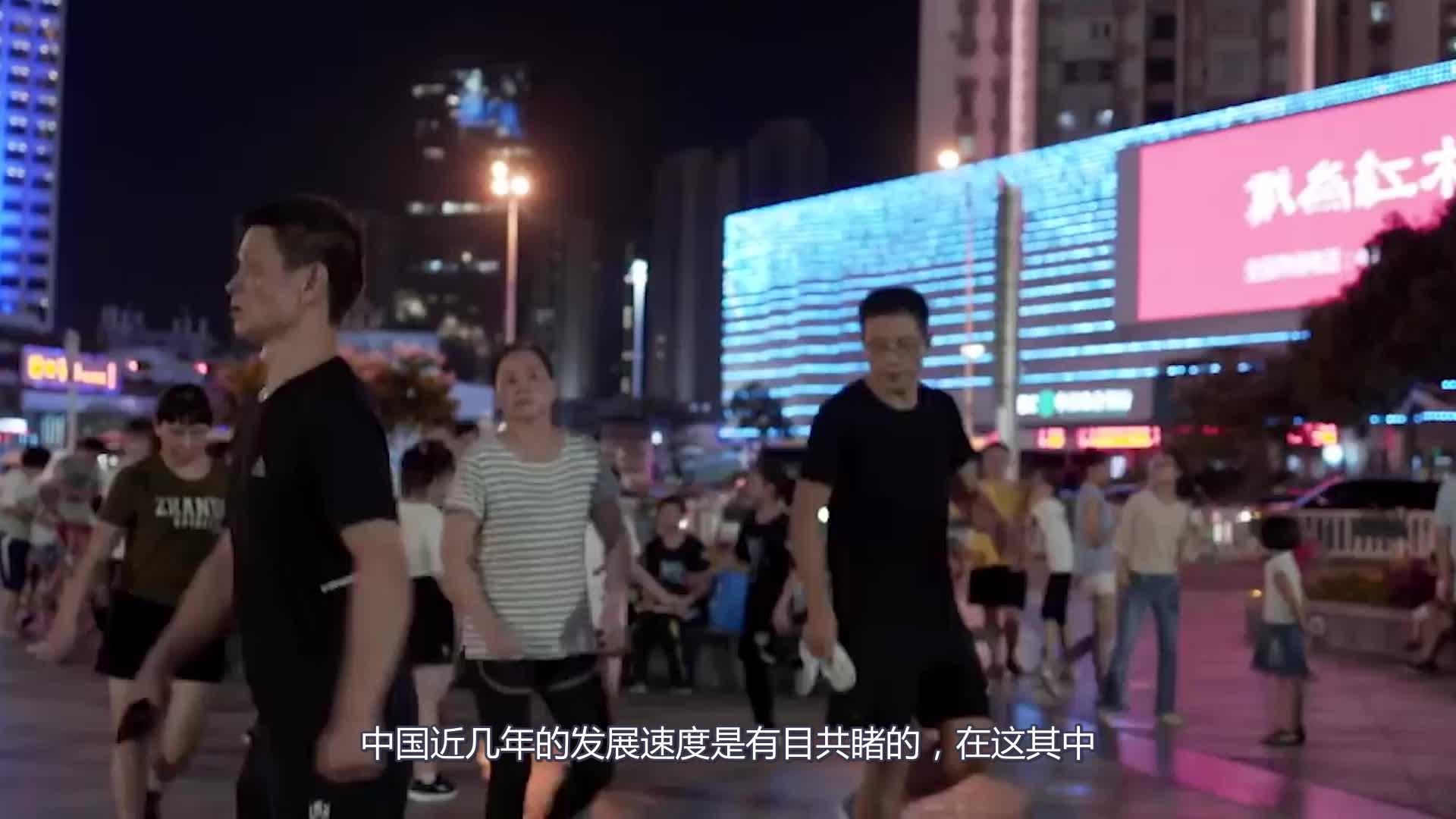 英国总经理来到中国第一次乘坐高铁很愤怒全是骗人的