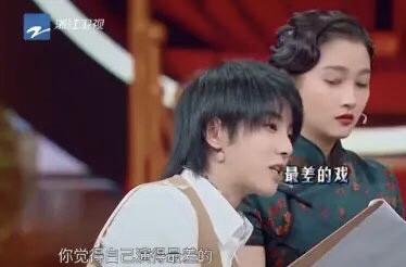 周一围当着杨天宝的面内涵她演技烂?网友:是我看到他最不油一面