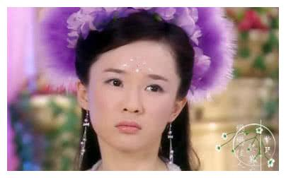 """同样是""""水晶妆"""",紫儿B级,夕瑶S级,然而最美还得是她!"""