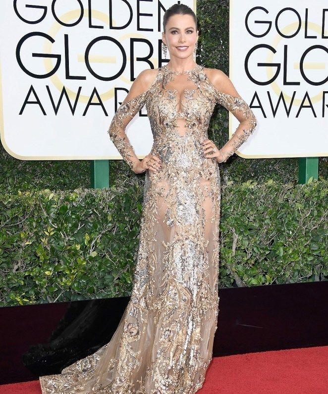 2019年全球收入最高女演员的索菲娅·维加拉的14个惊艳瞬间
