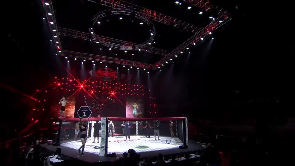 耻辱中国小伙被日本选手一回合TKO,对手还是在校大学生