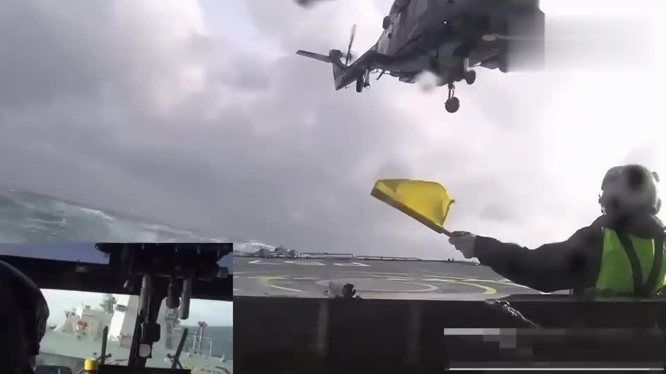 厉害了飞行员,这样也能降落!