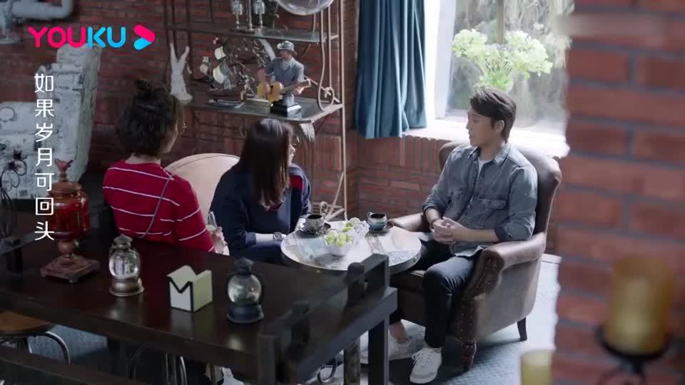 岁月:靳东上一秒和蒋欣对骂,结果下秒就被车撞,报应来得太及时
