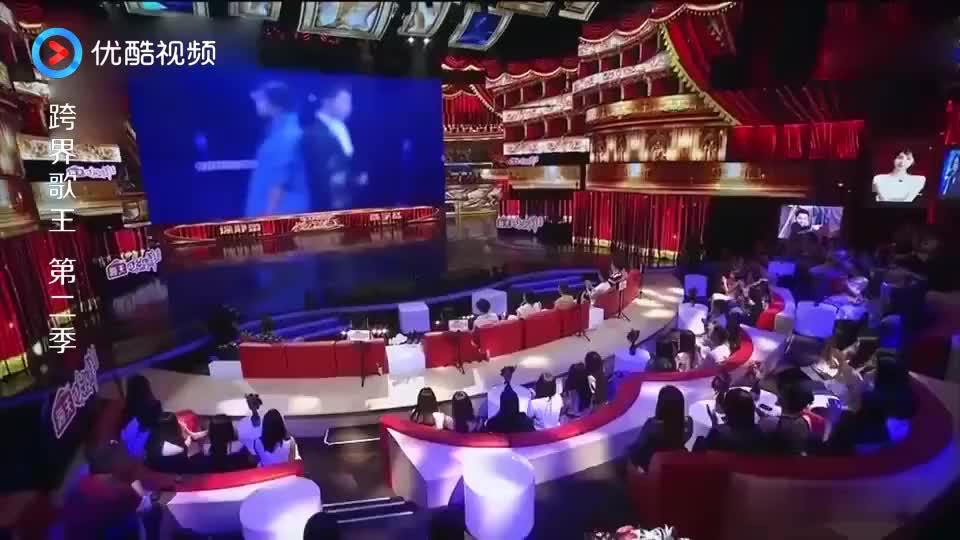 跨界歌王:徐静蕾陈学冬深情对唱《有一点动心》,王凯都听醉了!