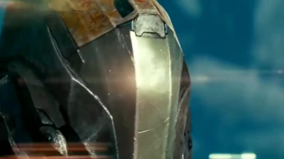 科幻:带上外星头盔,发现他们原来怕阳光,外星人也没那么厉害!