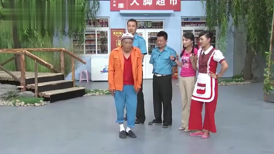 赵四跳舞,却被大个儿嘲讽像帕金森!刘大脑袋:你还跳不了