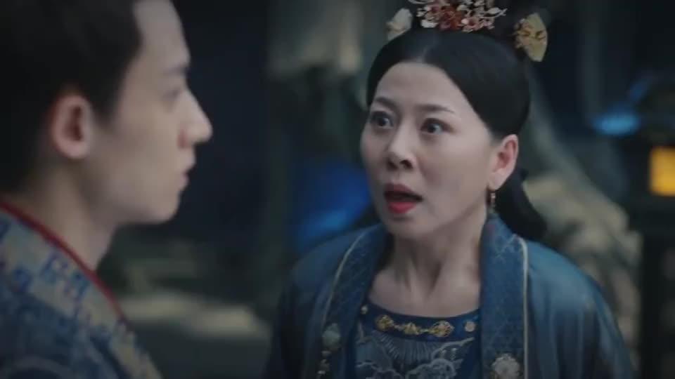 锦绣南歌:太妃被路远软禁,竟反咬路远一口,想把自己撇干净