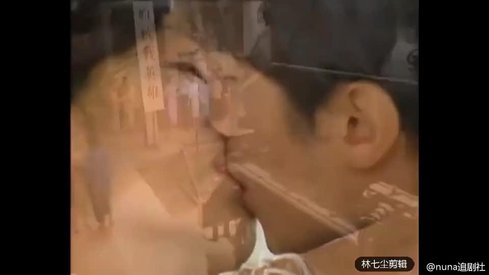 史上最尴尬的吻戏!赵薇古巨基激吻遭围观,真的太尴尬了!!