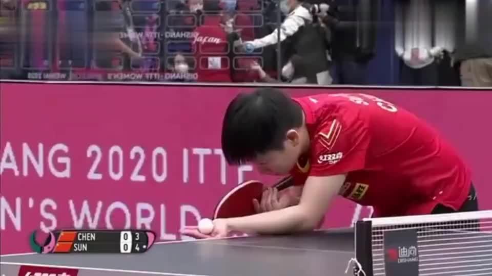 2020女乒世界杯:陈梦击败孙颖莎首夺冠军,比赛集锦和颁奖仪式!