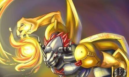 """数码宝贝:恐龙克星不过如此,战斗暴龙兽的""""海神之力""""匹敌皇骑"""