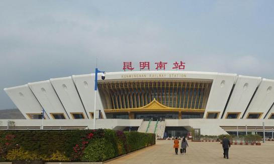 昆明贵阳南宁3座城市的高铁站,你认为哪座高铁站更好看?