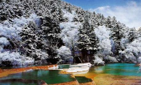 四川藏着一个绝美人间仙境,景色可媲美九寨沟却鲜为人知