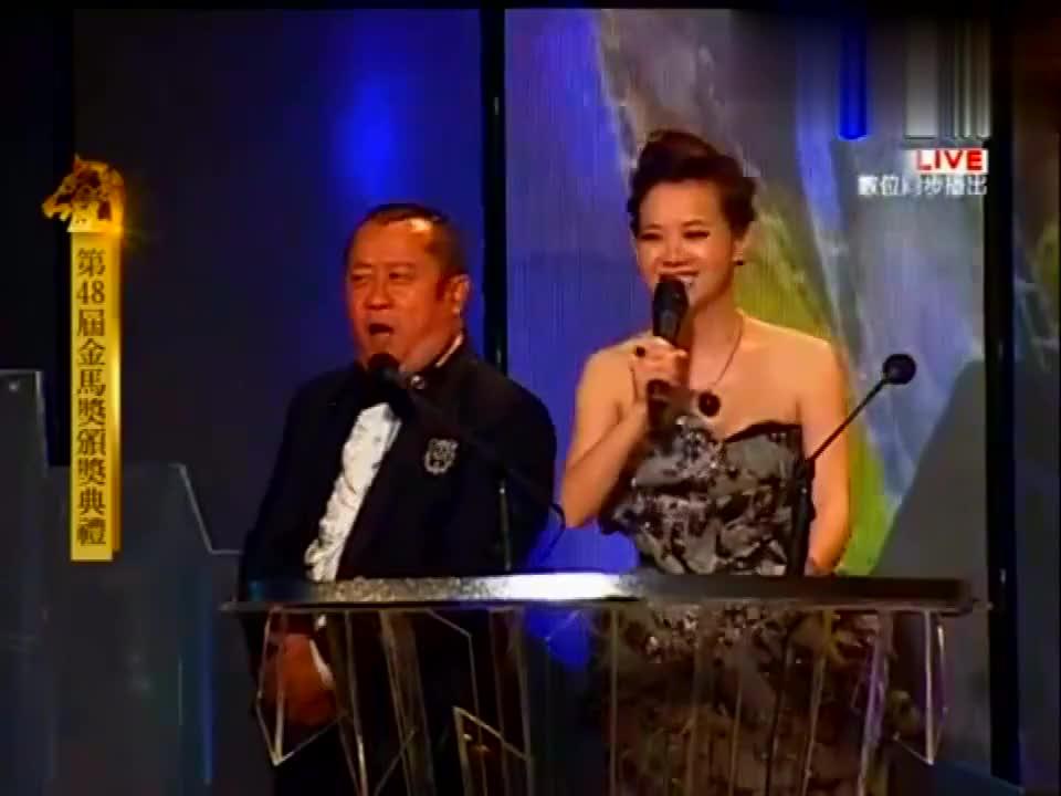 曾志伟在金马奖颁奖礼上,问刘德华敏感问题,刘德华现场险些翻脸