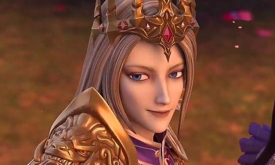 叶罗丽:高傲的金王子,面对动漫中文茜的羞辱为何不反抗?惹不起