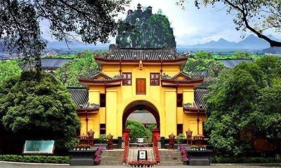 在看了象山之后,你想去景区看靖江王府吗?