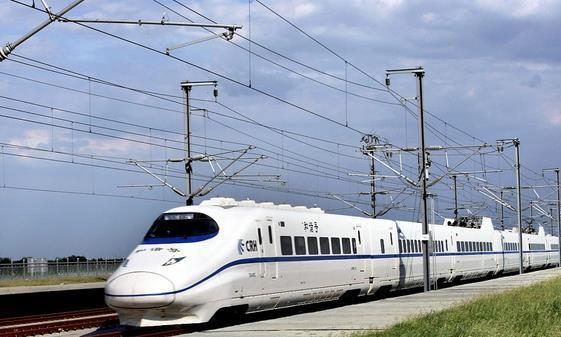 安徽正在建设307新高铁项目,全长162公里,共设8个站点