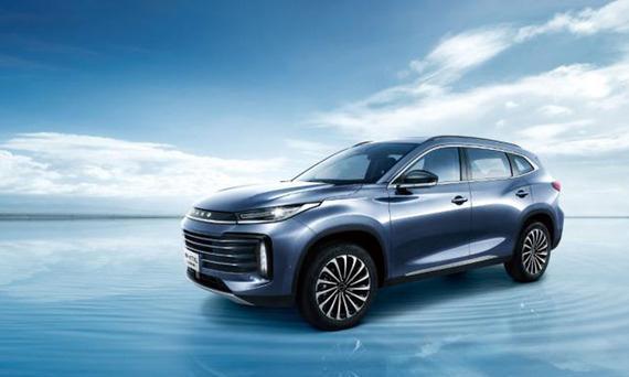 9月19日亮相/北京车展预售新款星途TXL官图发布