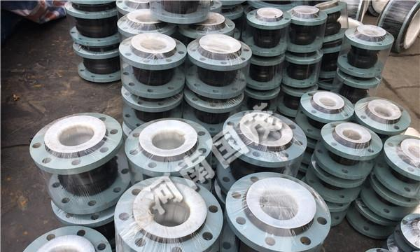 浅析橡胶软接头耐温高低取决于橡胶材料