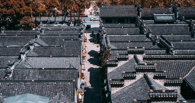 古镇镇江拥有几千年的财富 第一次在江南