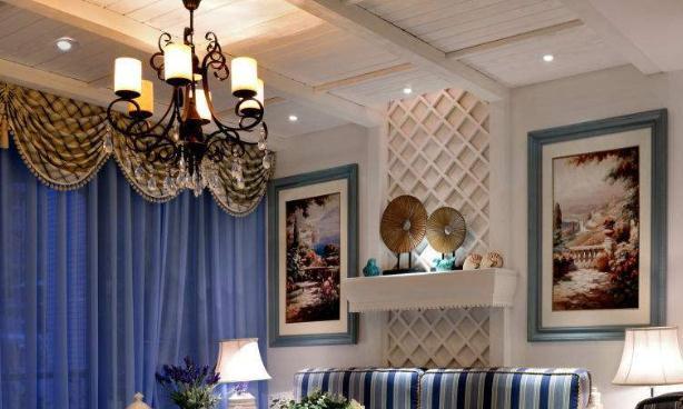 静谧的蓝色生活,仿佛童话故事,这样的地中海风格你爱吗?