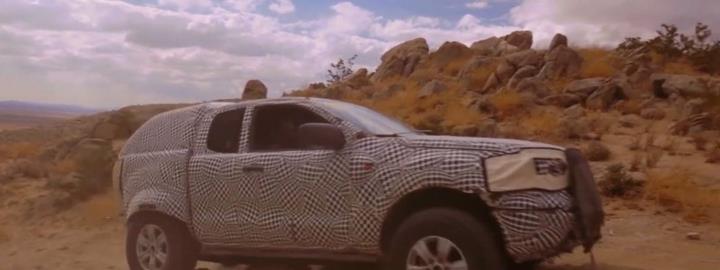 终于敲定日期福特Bronco宣布将在7月发布