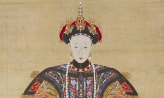 清朝最幸福的皇后:儿女双全,亲子即位,可惜38岁去世