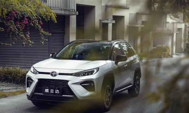 新生代中级SUV代表,广汽丰田威兰达!