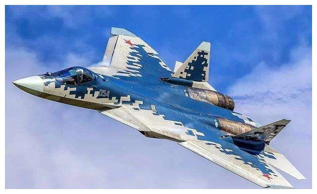 苏57裂缝解决了吗?俄公布实弹发射画面打脸,比F22和歼20还要好