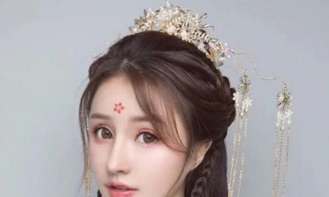 心理测试:选出一款古代发型,测出你是公主,宠妃还是皇后?