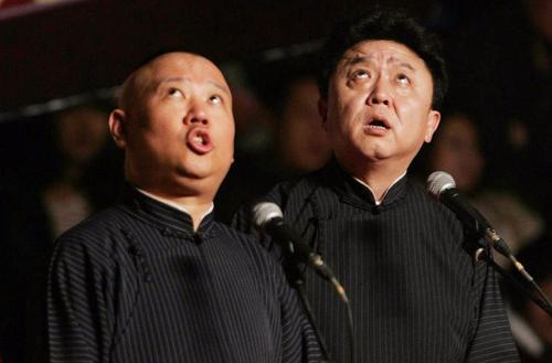 都是侯耀文徒弟,郭德纲和光头相声演员陈寒柏,关系如何