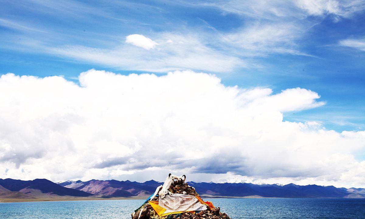 中国十大最美湖泊-纳木错(西藏自治区) 景点照片欣赏