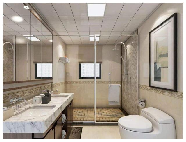 卫生间又脏又臭,教你6个清洁小妙招,让卫生间从里到外都干净