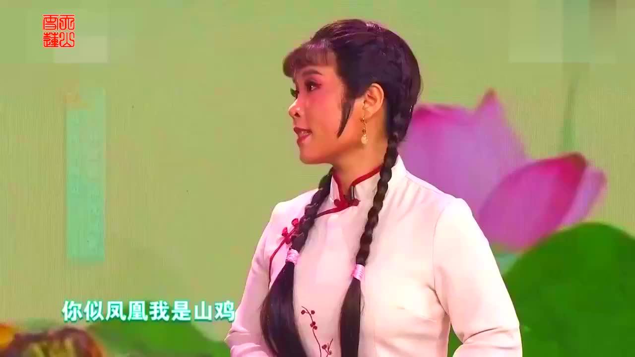 张伟林蜜蜜演唱黄梅戏《啼笑因缘》选段