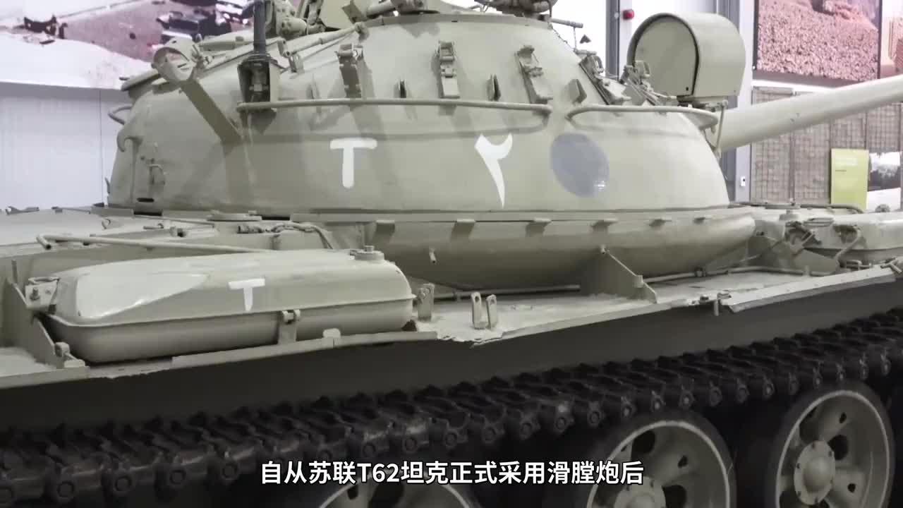 英国坦克选择全面撤装面对滑膛炮为何线膛炮挺不住了