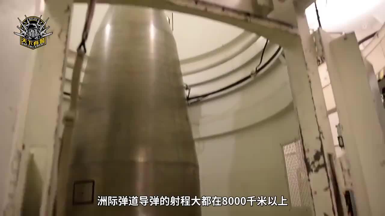 洲际导弹发射后经过他国上空为什么不会被拦截